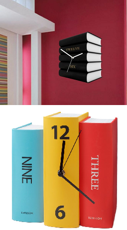 14 Trendy Wall Clocks That Can Easily Substitute Your Wall Paintings ... bd28d8276bcc