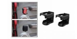 Folding Car Drink Holder