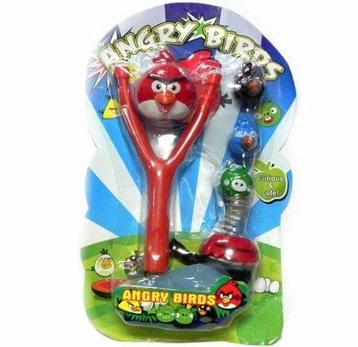 Angry Birds Aiming Game