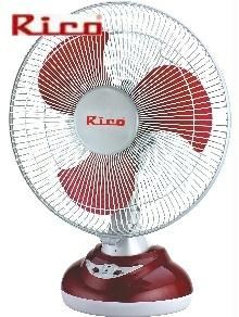 Rico Rechargeable Table Fan