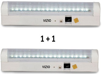 Vizio Emergency Lights