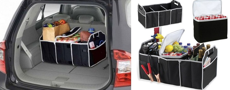 Car Boot Trunk Organizer