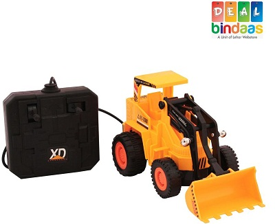 JCB Toy with Remote