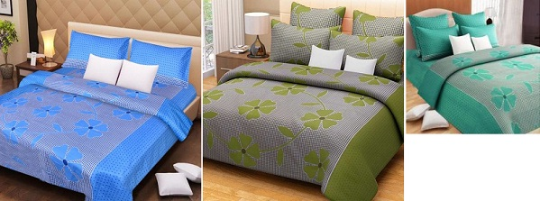 The Best Way To Change Look Of Your Bedroom Without Investing A Lot Is Switch Summer Friendly Bed Linen