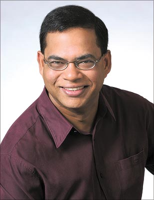 Google Search Guru Amit Singhal